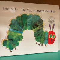 'The Very Hungry Caterpillar,' Eric Carle's best-known book, has sold more than 55 million copies around the world since it was first published in 1969, its mere 224 words translated into more than 70 languages.  | REUTERS