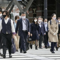 Japan sees first jobless rate rise in six months amid virus emergency
