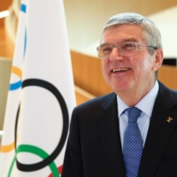 IOC President Thomas Bach says athletes can travel to Tokyo with confidence