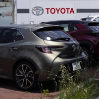 Toyota's global sales doubled to record high in April