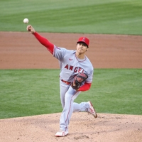 Shohei Ohtani takes first loss as Angels fall to A's in pitching duel