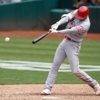 Shohei Ohtani drives in two runs as Angels beat A's