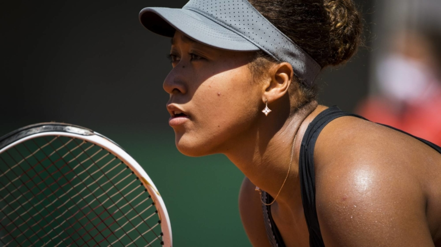 Osaka told to speak to media or risk expulsion from French Open