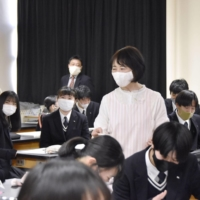 Japan high schools ready to talk about mental health in the classroom