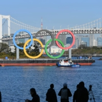 Despite the COVID-19 pandemic having forced the country to declare a third state of emergency, and rising public opposition, organizers of the Tokyo Olympic and Paralympic Games say the global sporting event is still on. | RYUSEI TAKAHASHI