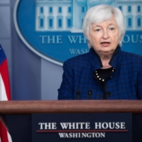 When Janet Yellen led the Federal Reserve, she puzzled over inflation's failure to fire despite low unemployment, years of low interest rates and several rounds of quantitative easing.  | AFP-JIJI