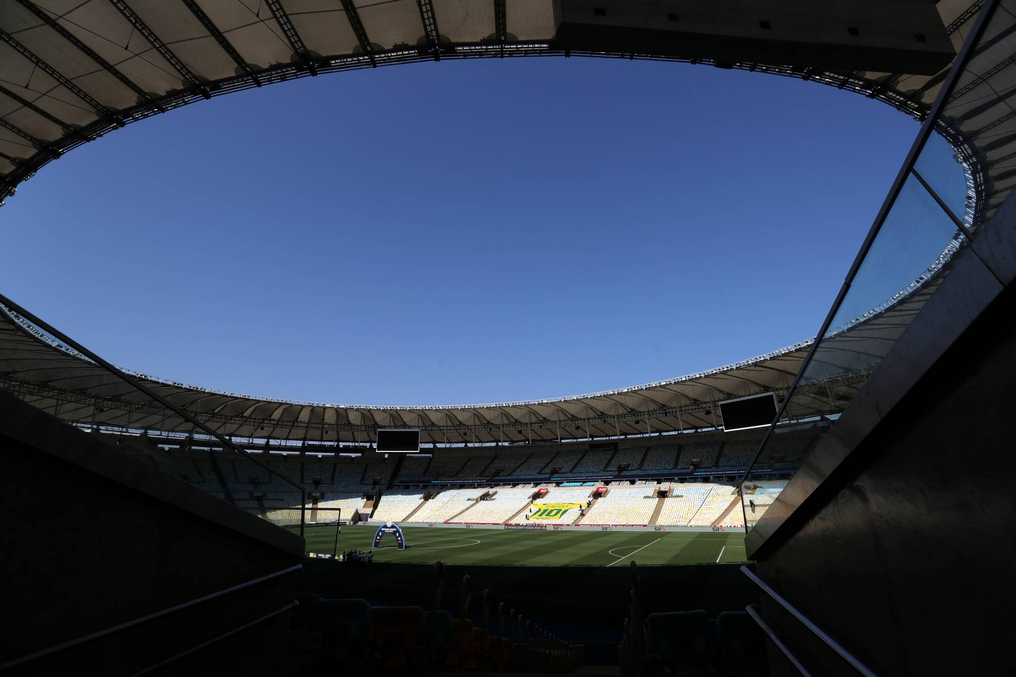 Rio de Janeiro legendary Maracana is scheduled to host games at the Copa America after the South American soccer tournament was relocated from Argentina. | REUTERS