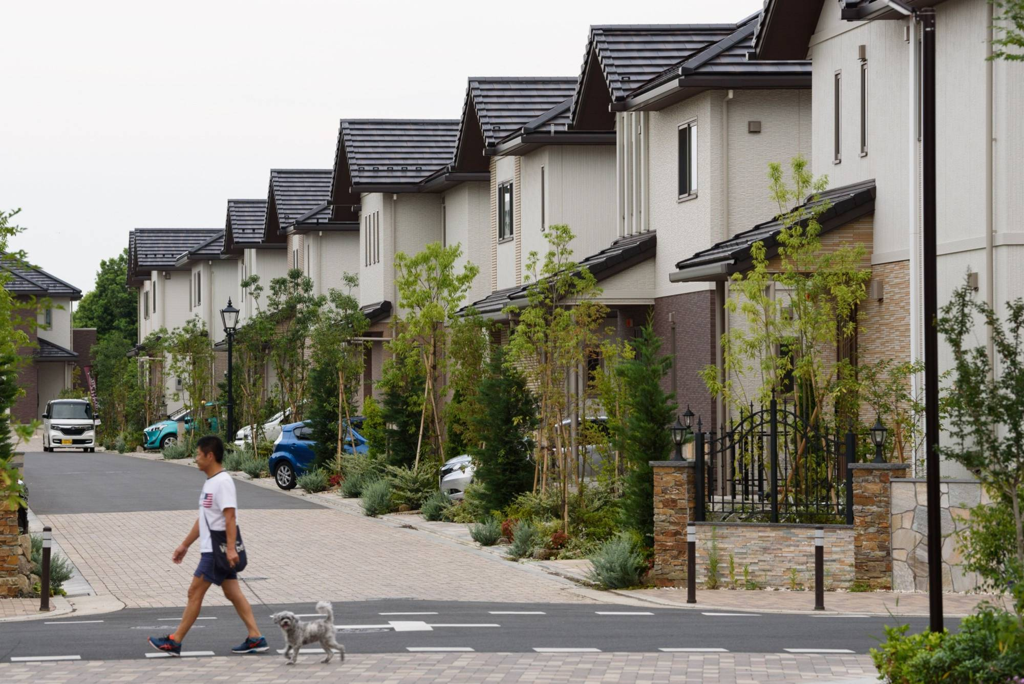 More people working from home are buying homes in the suburbs amid the pandemic. | BLOOMBERG