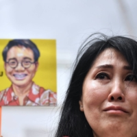 Missing Thai activist's sister vows to keep searching