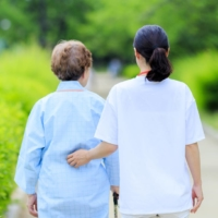 Nursing homes in Japan juggling financial solvency and residents' well-being