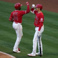 Shohei Ohtani whiffs 10 to lead Angels past Mariners