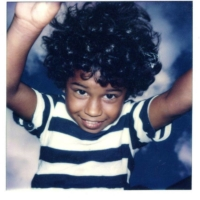 A picture of Ash Hudson as a child taken by his mother, Ola.  |