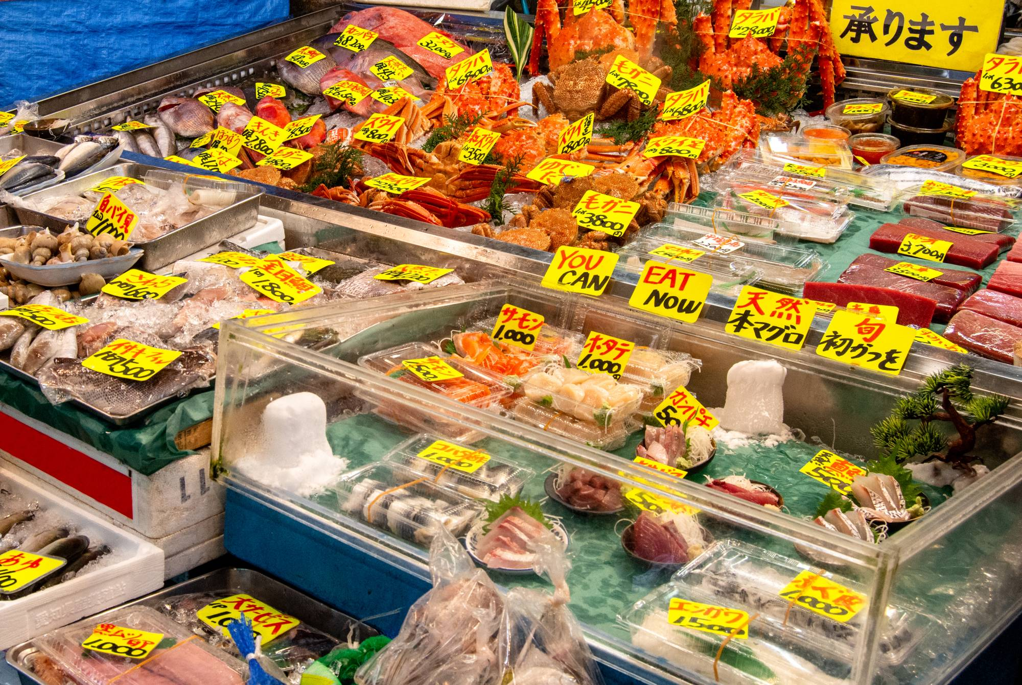Fish consumption in Japan is showing signs of recovery.   GETTY IMAGES