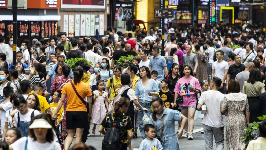 China's cautious consumers offer window onto post-pandemic world
