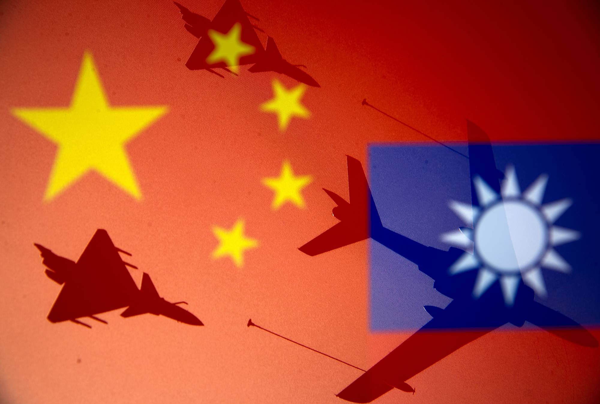 With tensions rising in the Taiwan Strait, some nations are considering their position in the event that war breaks out or an invasion takes place.   REUTERS