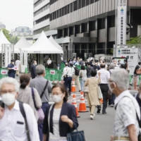 Osaka reports 72 new COVID-19 cases but posts 15 virus-linked deaths