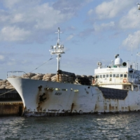 Russian crew member held over collision that killed three on Japanese vessel