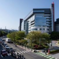 The headquarters of Taiwan Semiconductor Manufacturing Co. in Hsinchu, Taiwan | BLOOMBERG