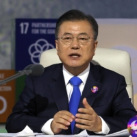 South Korea's land speculation scandal roils Moon's party