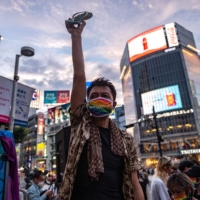 Japan at 'turning point' for LGBTQ rights, say campaigners