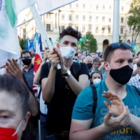 Budapest citizens rise up against a Chinese university and influence