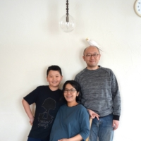 'The main condition would to be to find a job where I can finish early enough to prepare dinner for my kids, and ideally work from home,' Rina Sugino says. | COURTESY OF RINA SUGINO