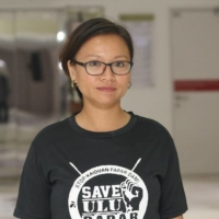 Ili Nadiah Dzulfakar co-founded the grassroots organization Klima Action Malaysia with the aim of strengthening civic engagement and empowering vulnerable groups to participate in climate action. | COURTESY OF ILI NADIAH DZULFAKAR