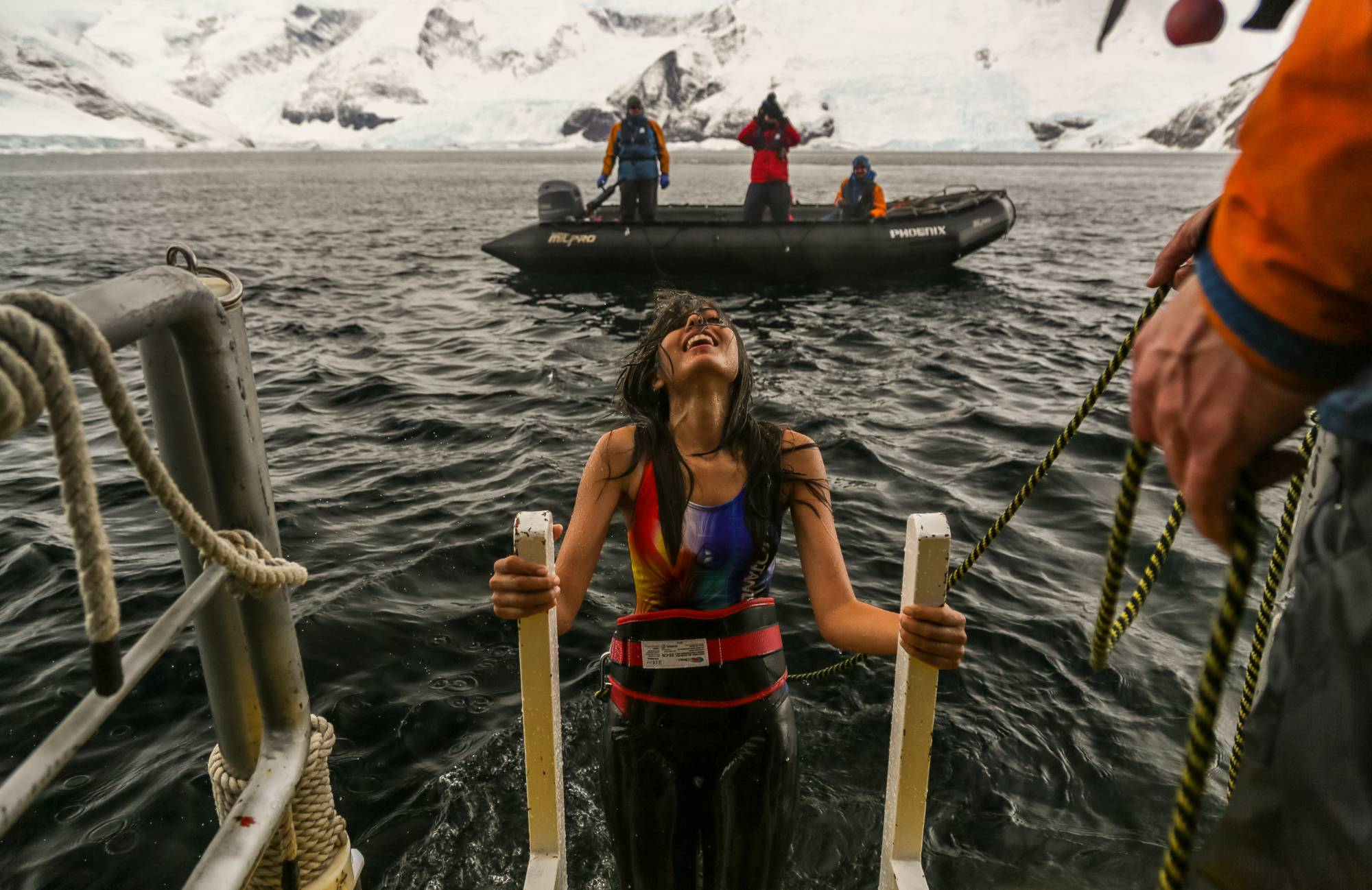 Avani Awasthee has visited Antarctica twice and was selected as Miss Tourism Metropolitan India in 2019. | COURTESY OF AVANI AWASTHEE