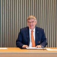 IOC President Thomas Bach to arrive for Tokyo Games in July