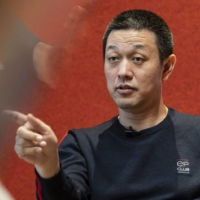 William Li, chief executive officer of Nio Inc., speaks during an interview in Shanghai on March 16.