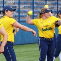 Bored games: Aussie softball team finds Olympic bubble 'challenging'