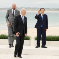 Japan gains backing from Biden and G7 for staging 'safe' Olympics