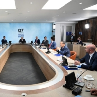 G7 to agree on climate and conservation targets as summit ends