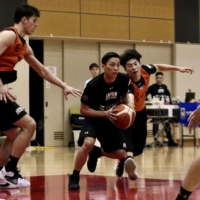 Japan's players brace for final push to make Olympic basketball team