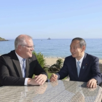 Japan and Australia express strong opposition to 'economic coercion'