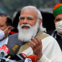 In a crisis, India's Modi could always change the narrative. Then came COVID-19.