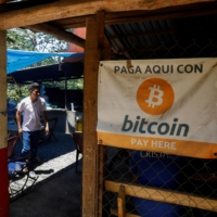 As El Salvador makes bitcoins tender, traders mull where that leaves the dollar