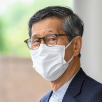 In a surprise move, Shigeru Omi, head of the government's own panel on the COVID-19 response, told lawmakers that it would be 'unusual' to host the Tokyo Games amid a pandemic. | AFP-JIJI