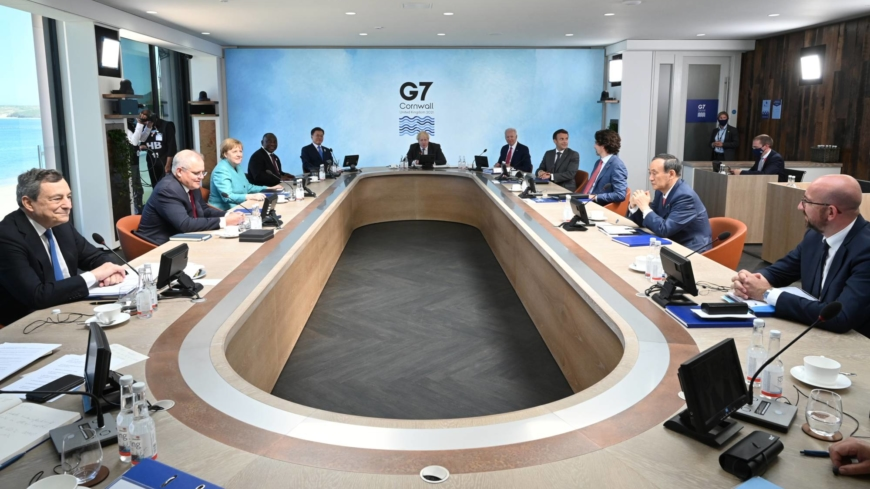 G7 action on climate gets cautious welcome, but activists say more needed