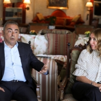 Carlos Ghosn pledges lengthy fight to clear his name