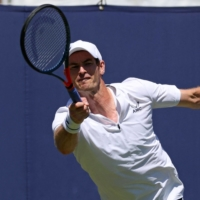 Andy Murray says question marks remain over fitness ahead of return