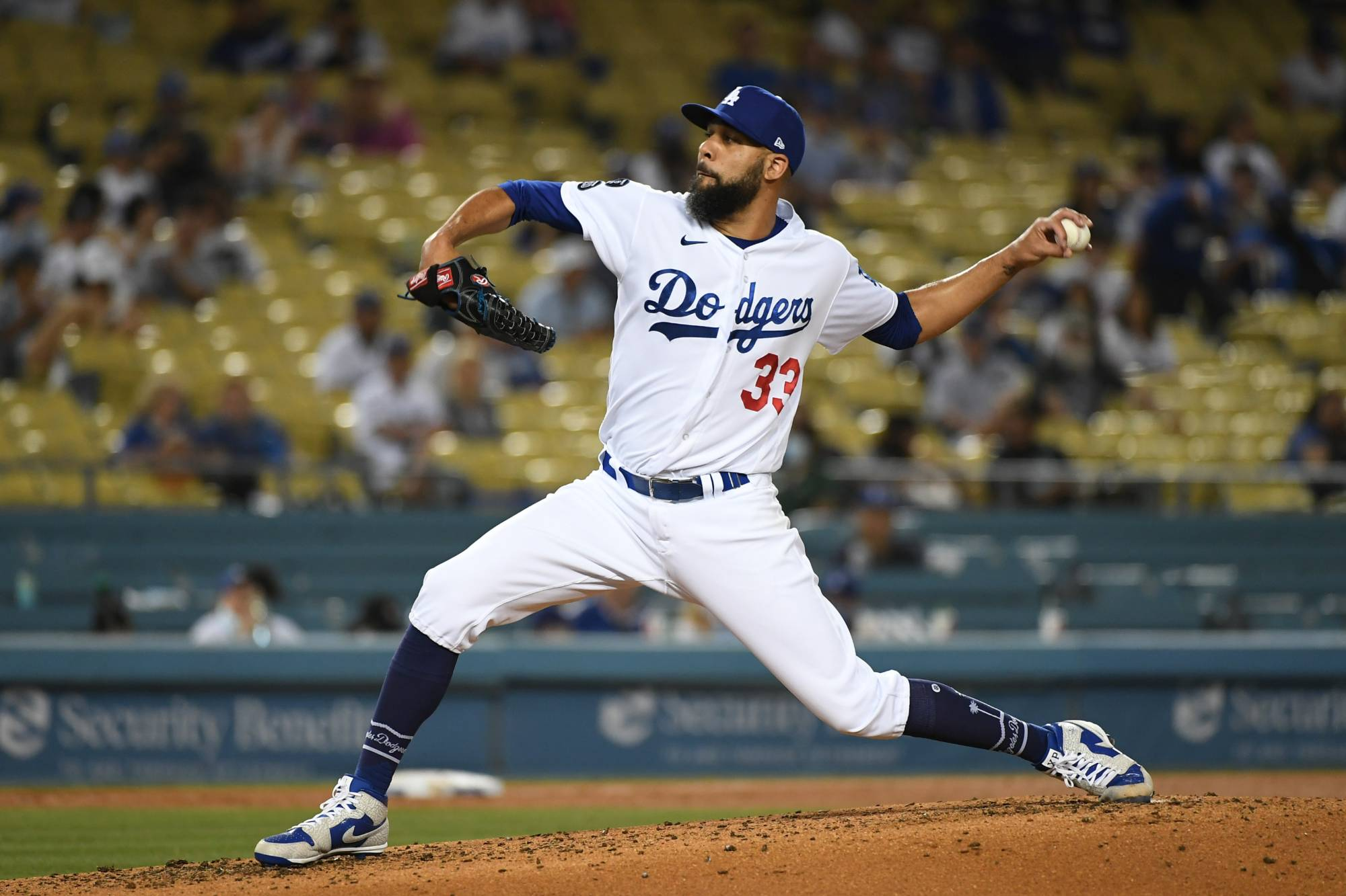Pitchers may receive nearly a week to adjust to discontinue the common practice of using sticky substances to create a better grip on the ball before MLB begins enforcing a ban on June 21. | USA TODAY / VIA REUTERS