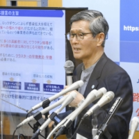 Japan's Dr. Fauci dampens Olympic mood with call to ban fans