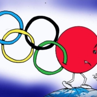 Japan takes risk of Olympic proportions