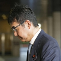 Former justice minister gets three-year prison term over vote-buying scandal