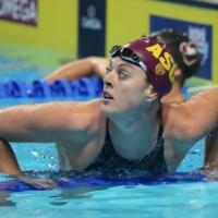 Allison Schmitt is one of four women to qualify for four U.S. Olympic swimming teams.  | USA TODAY / VIA REUTERS
