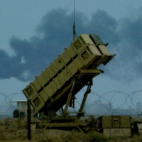 U.S. cutting forces and missile batteries in Middle East
