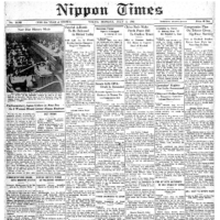 Japan Times 1946: Parliamentary Japan ushers in new era as five women mount Lower House rostrum