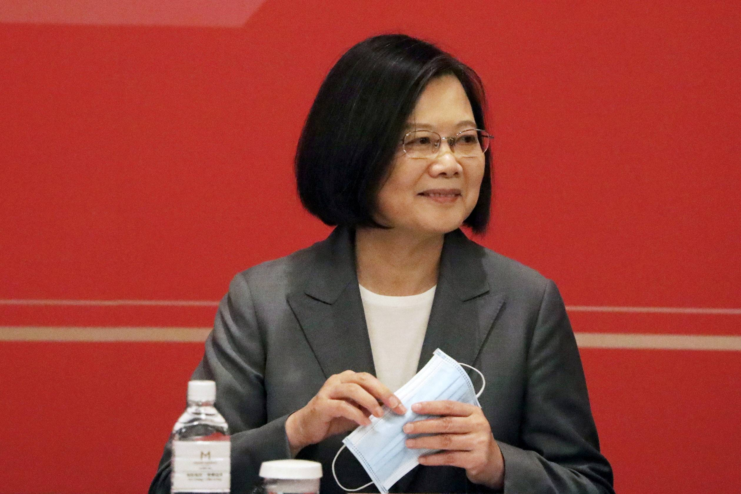 China has been ramping up diplomatic pressure on Taiwan since the democratically ruled island elected President Tsai Ing-wen in 2016, a vocal critic of the Communist Party in Beijing and a supporter of protesters in Hong Kong. | REUTERS