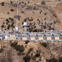 A power plant at the Frank R. Bowerman landfill in Irvine | REUTERS